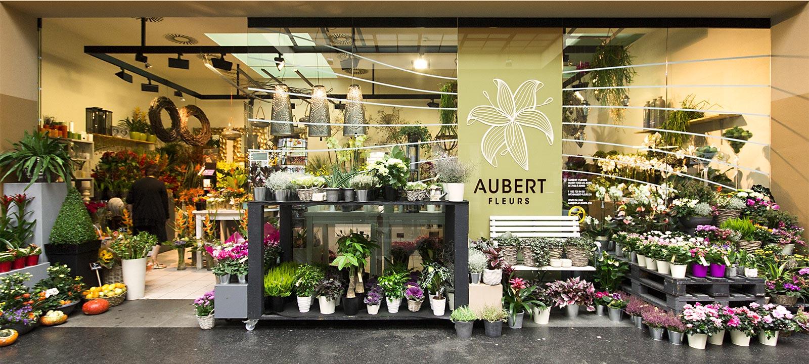 Bien-aimé Aubert Fleurs UL73